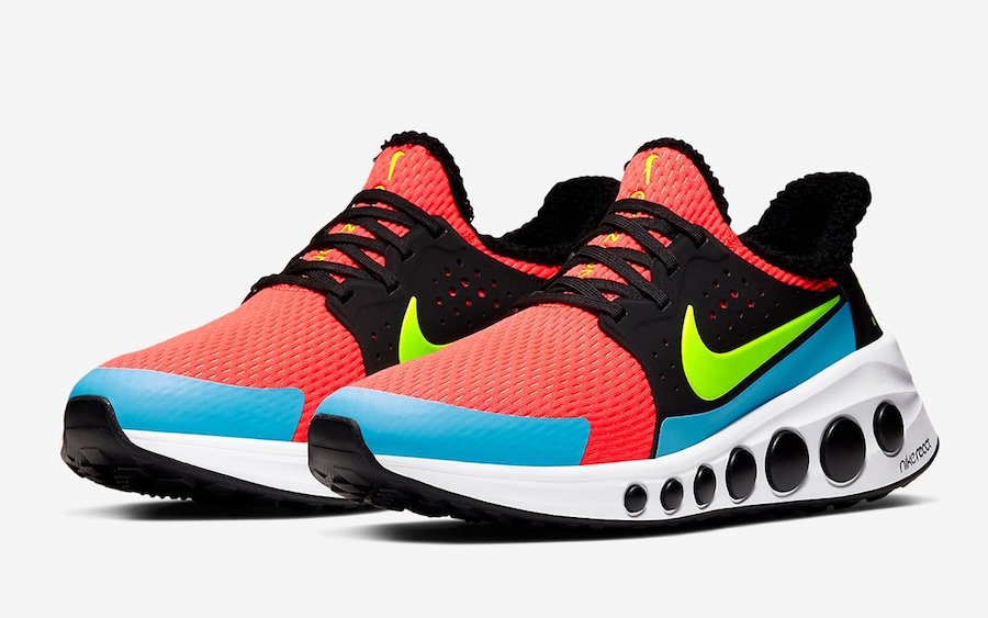 Coming Soon: Nike CruzrOne Bright Crimson Electric Green • KicksOnFire.com