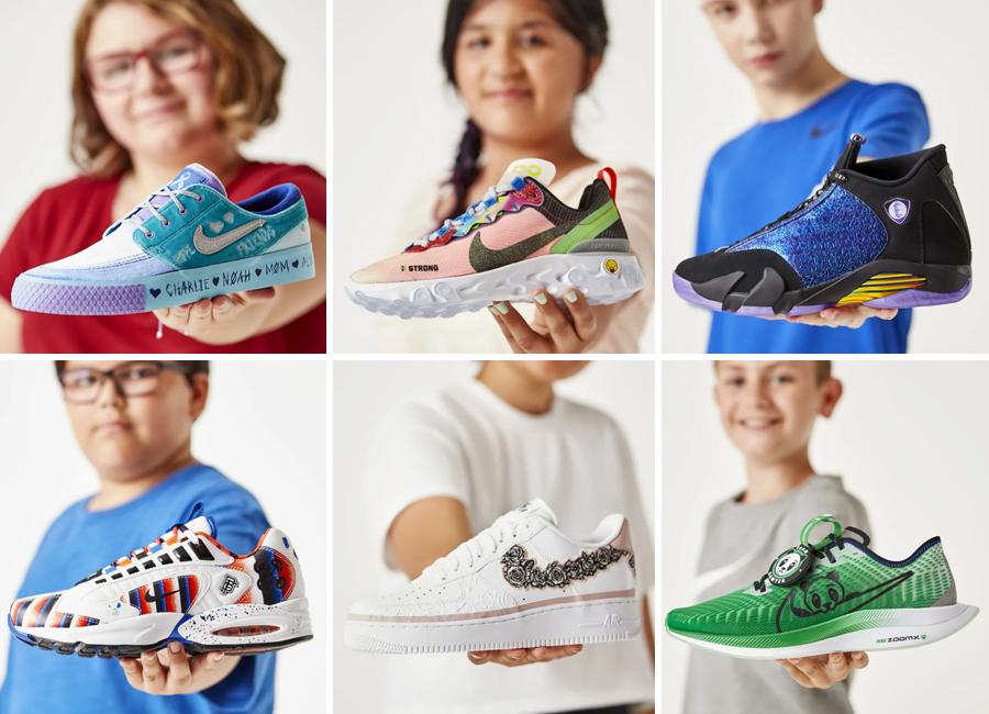 Nike Unveils Nike Doernbecher Freestyle