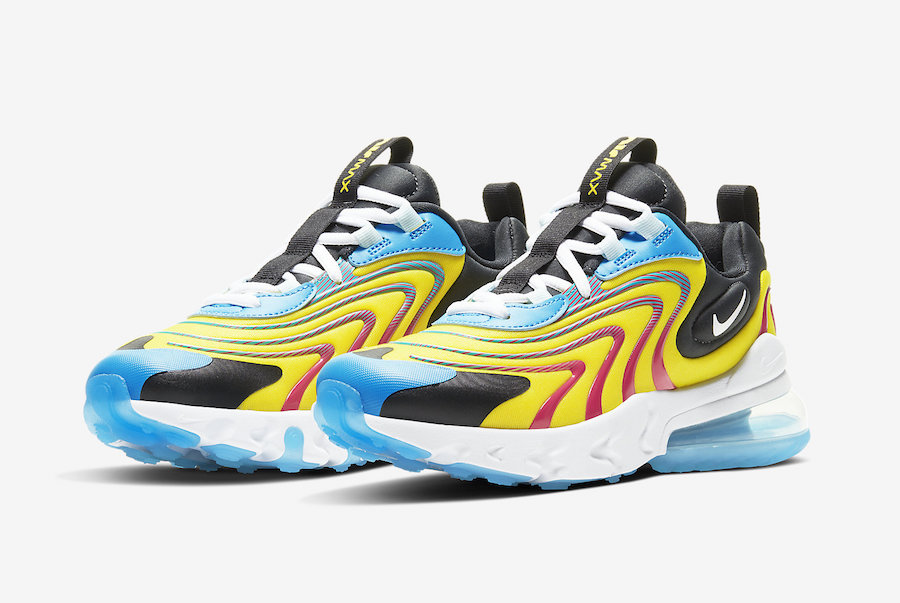 The Nike Air Max 270 React 2020 Will Debut Next Month • KicksOnFire.com