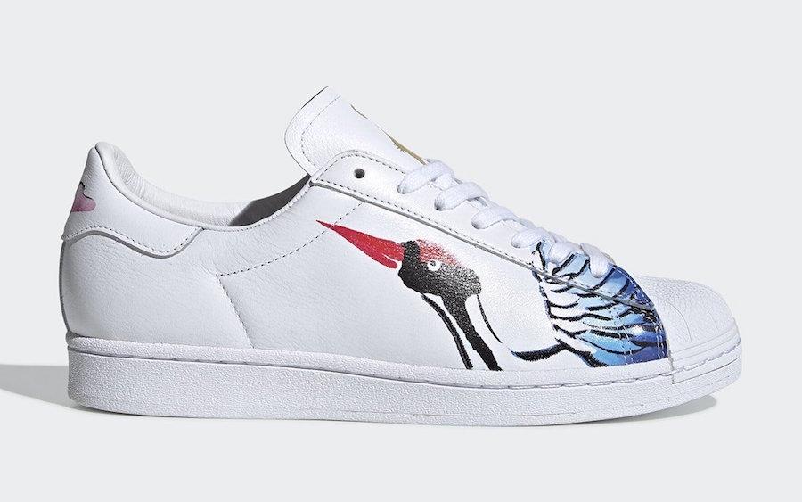 adidas superstar cny