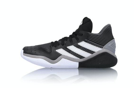 Out Now: adidas Harden Stepback Core Black Cloud White