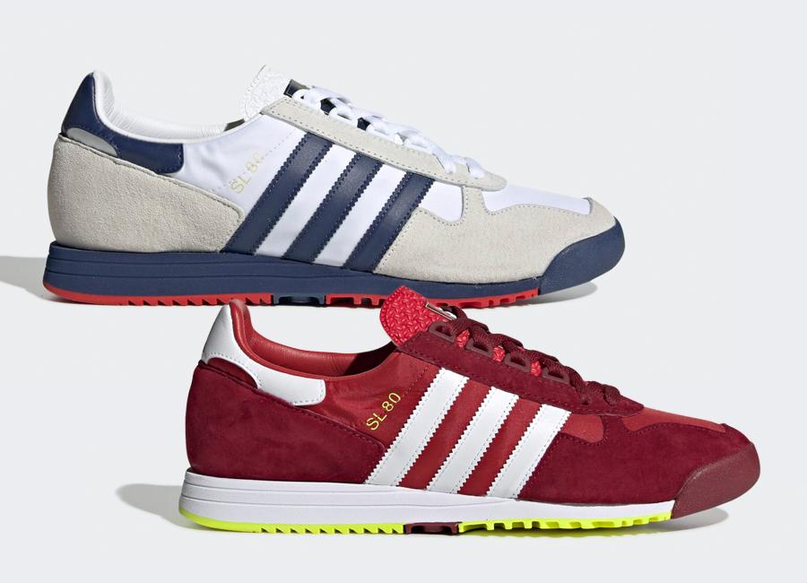 adidas Brings Back The adidas SL 80 • KicksOnFire.com