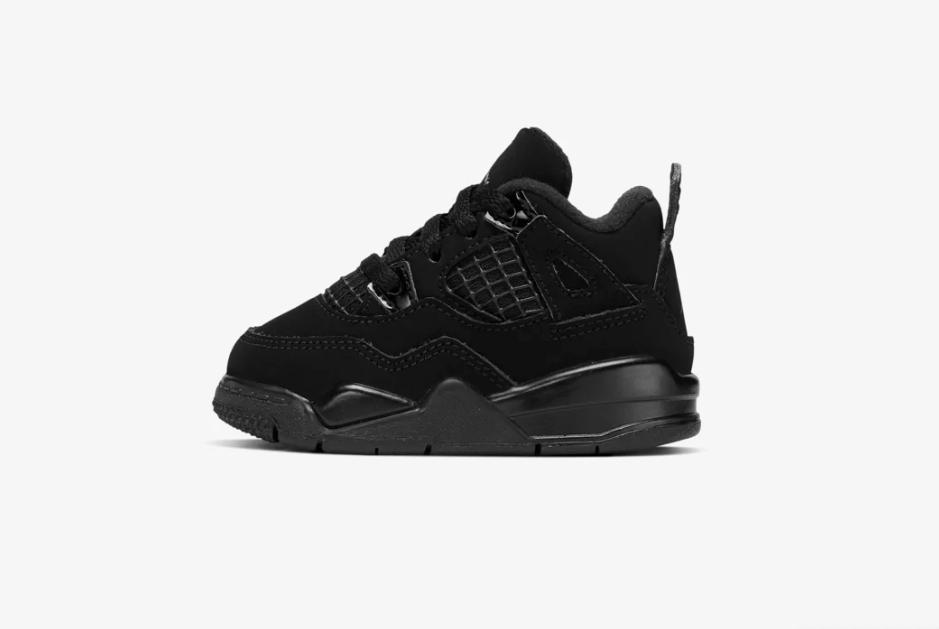 Air Jordan 4 Black Cat 2020 Now
