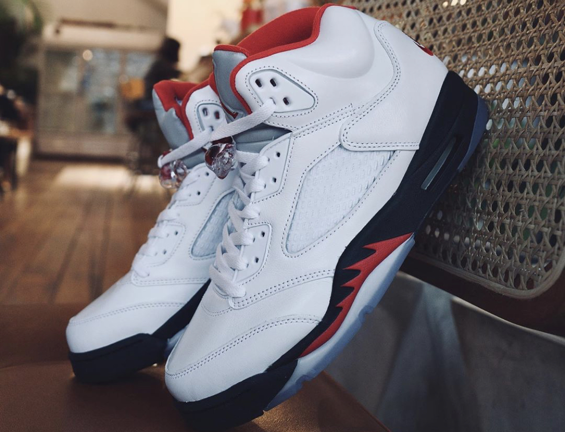 Are You Waiting For The Air Jordan 5 OG