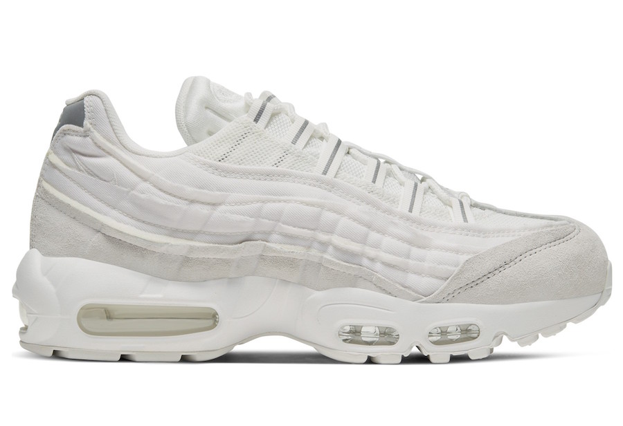 The COMME des GARÇONS x Nike Air Max 95 Collection Debuts This ...