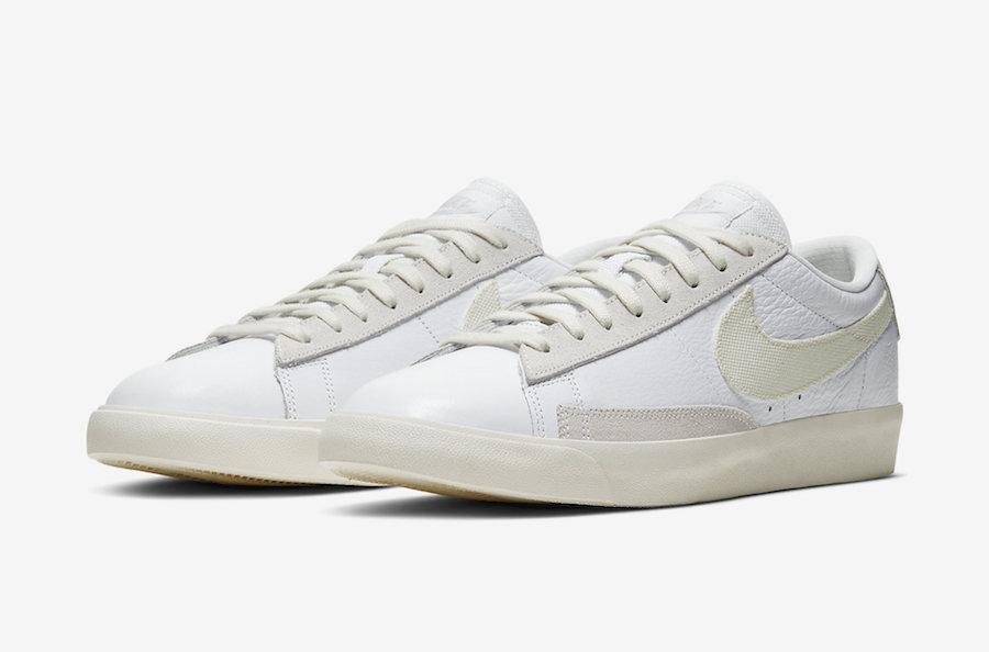Official Images: Nike Blazer Low Platinum Tint