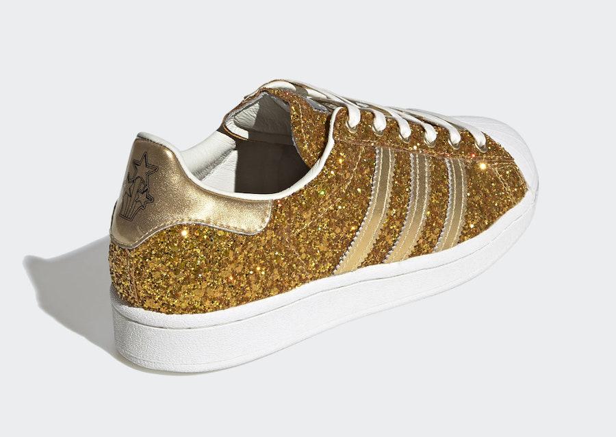 adidas superstar golden