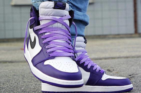 air jordan 1 retro high court purple 2.0