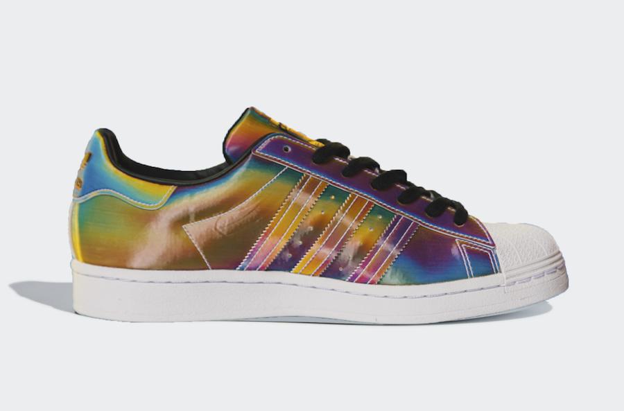 adidas Superstar Rainbow Iridescent