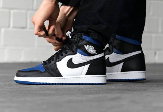Get Ready For The Air Jordan 1 High Og Royal Toe Black Game Royal