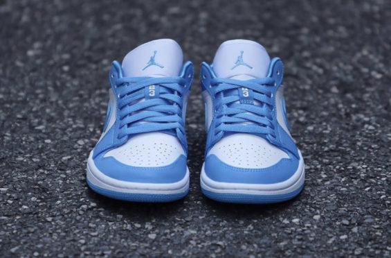 Air Jordan 1 Low Unc Ready For Summer Kicksonfire Com