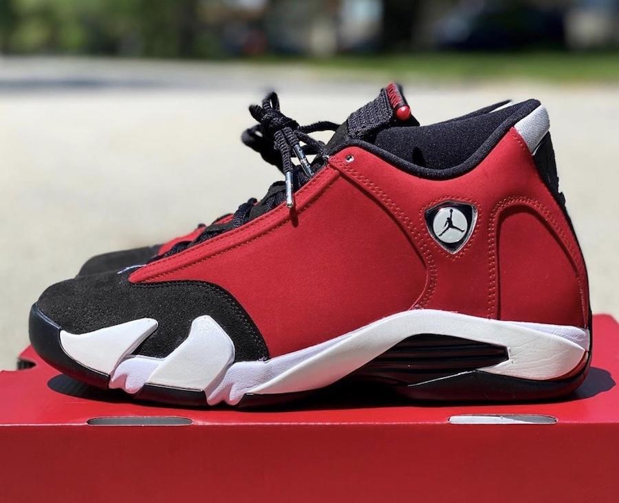 Air Jordan 14 Gym Red Pushed Back To