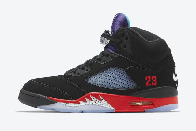 Air Jordan 5 Top 3 • KicksOnFire.com