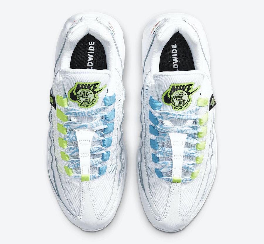 Coming Soon: Nike Air Max 95 Worldwide • KicksOnFire.com