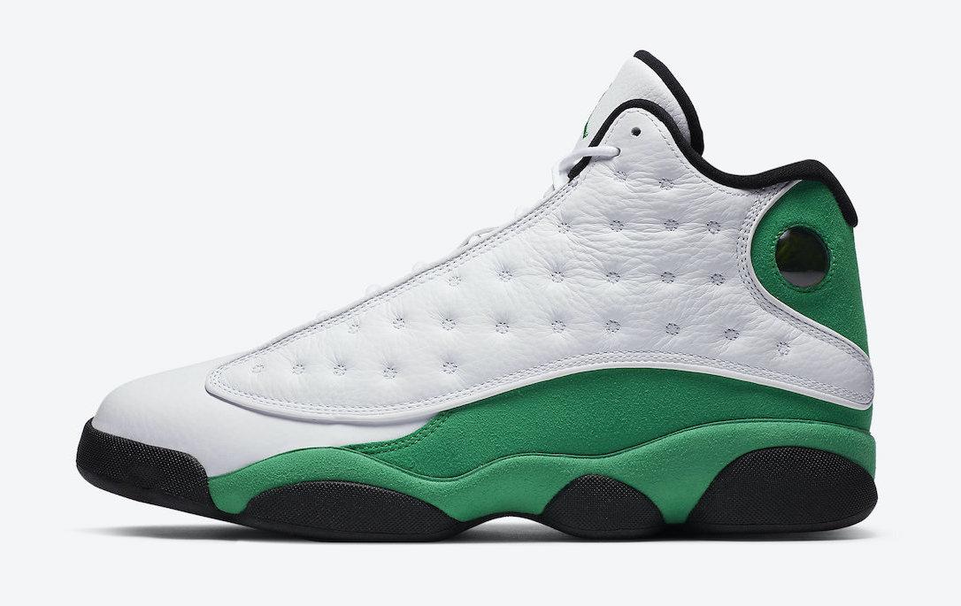 black green and white jordans