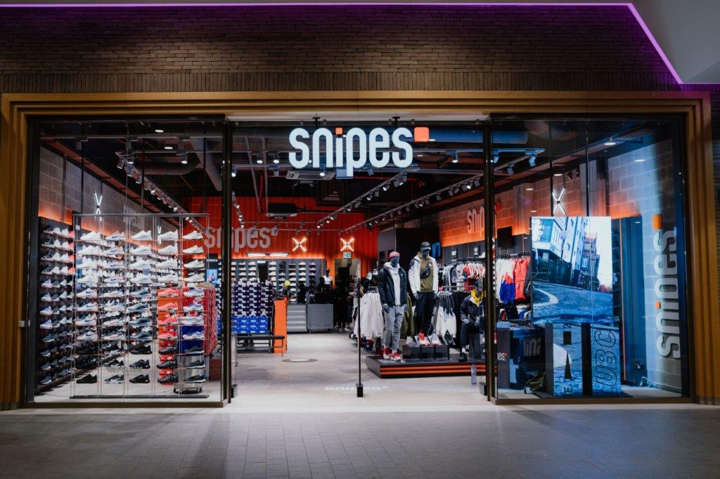 SNIPES Launches First-Ever 2.0 Concept