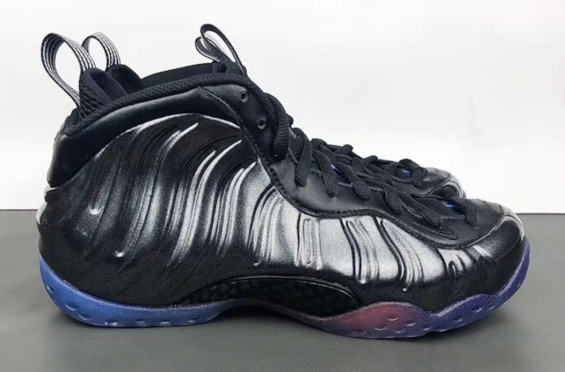 2016 NIKE AIR FOAMPOSITE ONE HALLOWEEN BLACK ...