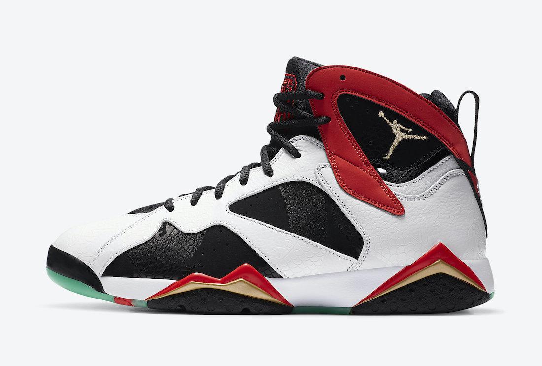 Air Jordan 7 GC China • KicksOnFire.com