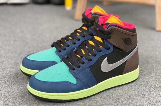 Little Footers Will Also Be Able To Pick Up The Air Jordan 1 High OG Bio Hack