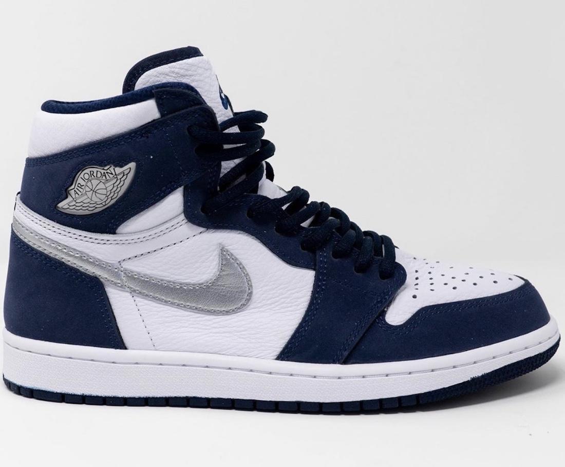 The Air Jordan 1 High OG Japan Midnight