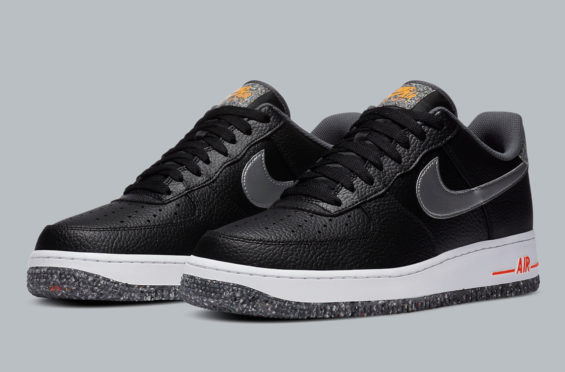 Official Images: Nike Air Force 1 Low Regrind Pack
