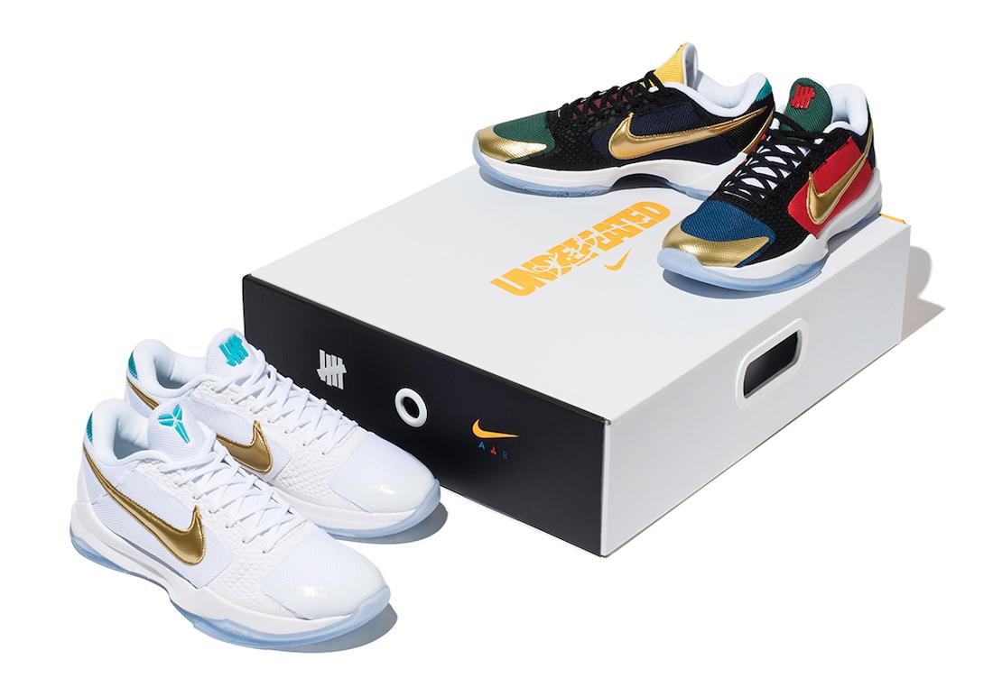 The Undefeated x Nike Kobe 5 Protro