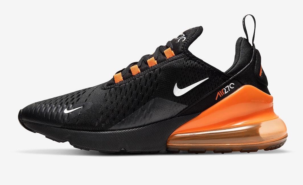 This Nike Air Max 270 Is Ready for Halloween • KicksOnFire.com