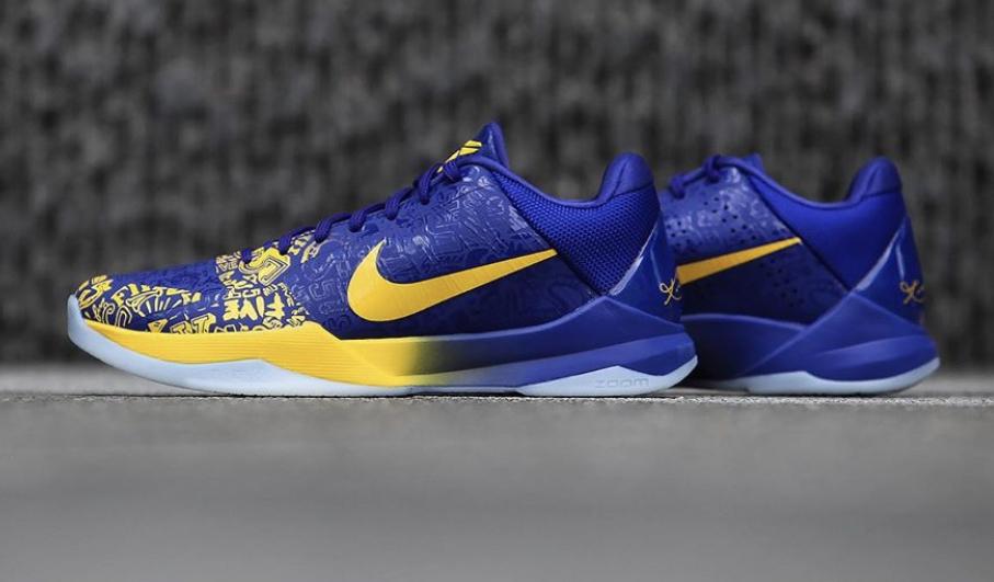 Nike Kobe 5 Protro 5 Rings Releasing