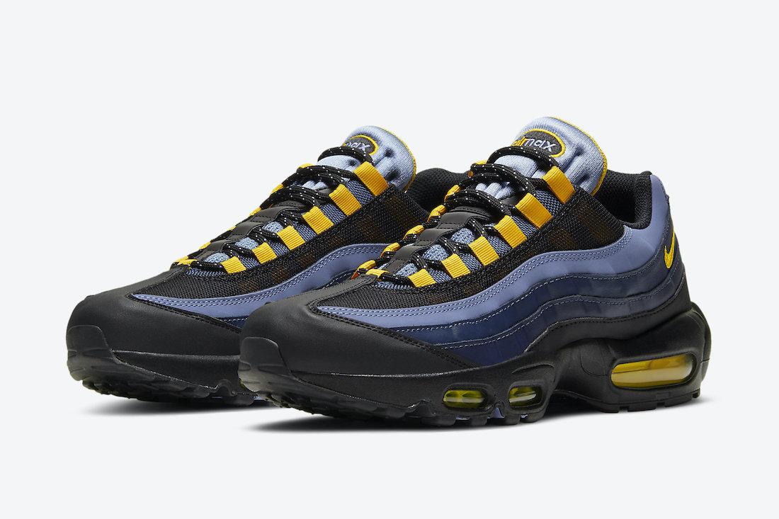 all yellow air max 95