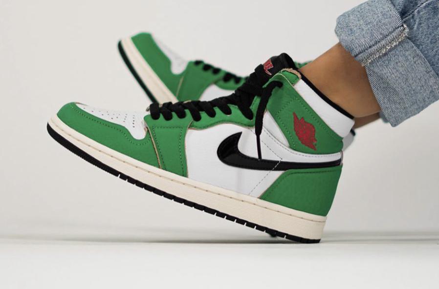 How to Cop the Air Jordan 1 High OG WMNS Lucky Green ...