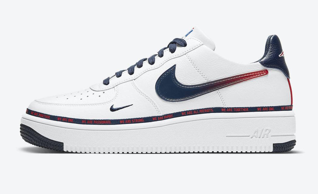 Nike Air Force 1 Ultraforce Patriots