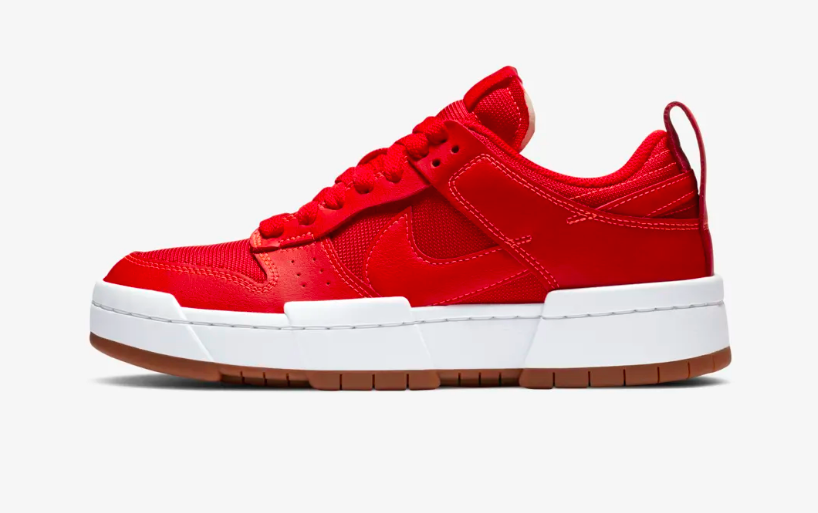 Release Date: Nike WMNS Dunk Low Disrupt University Red ...