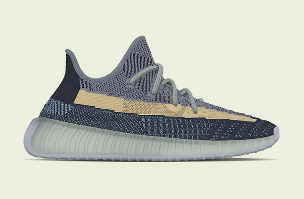 adidas Yeezy Boost 350 V2 Ash Blue To