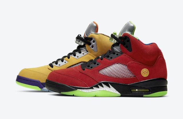 Air Jordan 5 What The • KicksOnFire.com