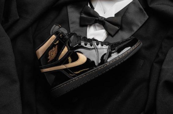 How to Cop the Air Jordan 1 High OG Black Metallic Gold