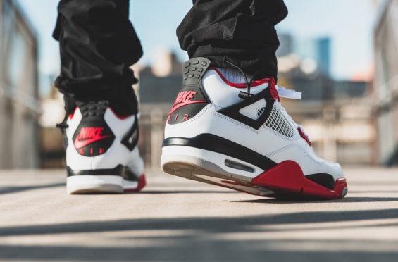 Buy the Air Jordan 4 OG Fire Red 2020 Right Here