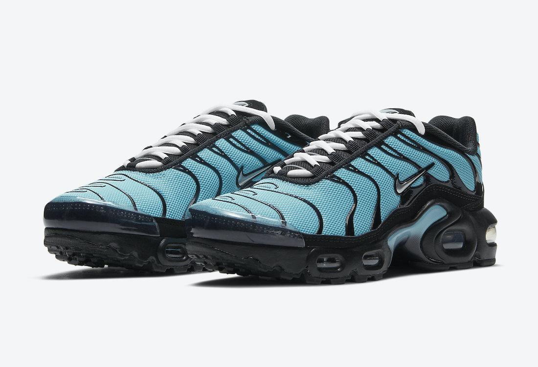 Nike Air Max Plus GS Aqua Blue