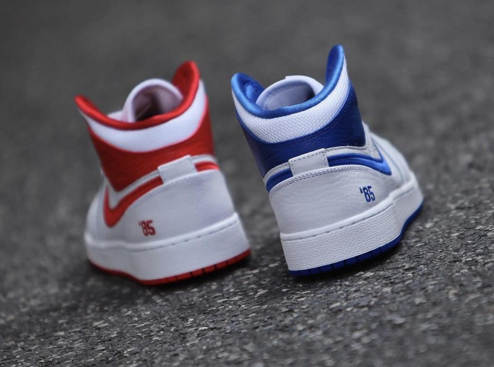 Air Jordan 1 Mid GS 85 Coming Soon • KicksOnFire.com