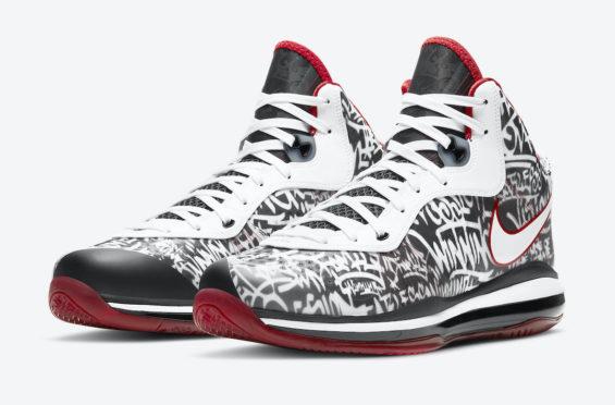 Did You Cop the Nike LeBron 8 Graffiti?