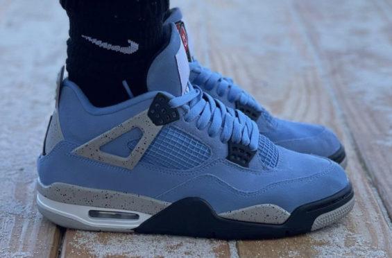 Air Jordan 4 SE University Blue • KicksOnFire.com