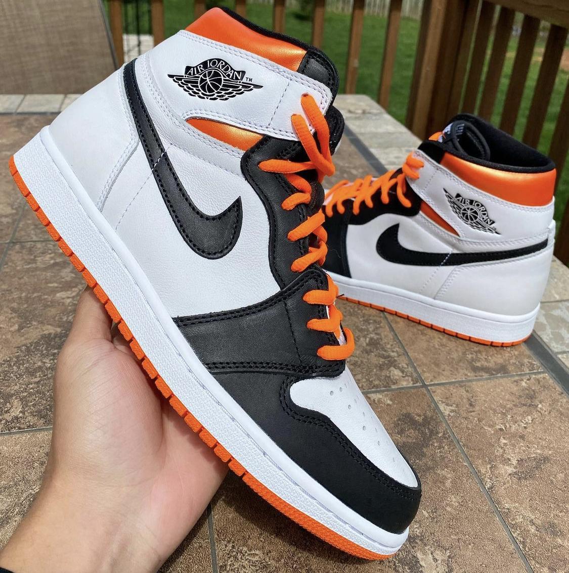 Air Jordan 1 High OG Electro Orange Dropping This Summer ...