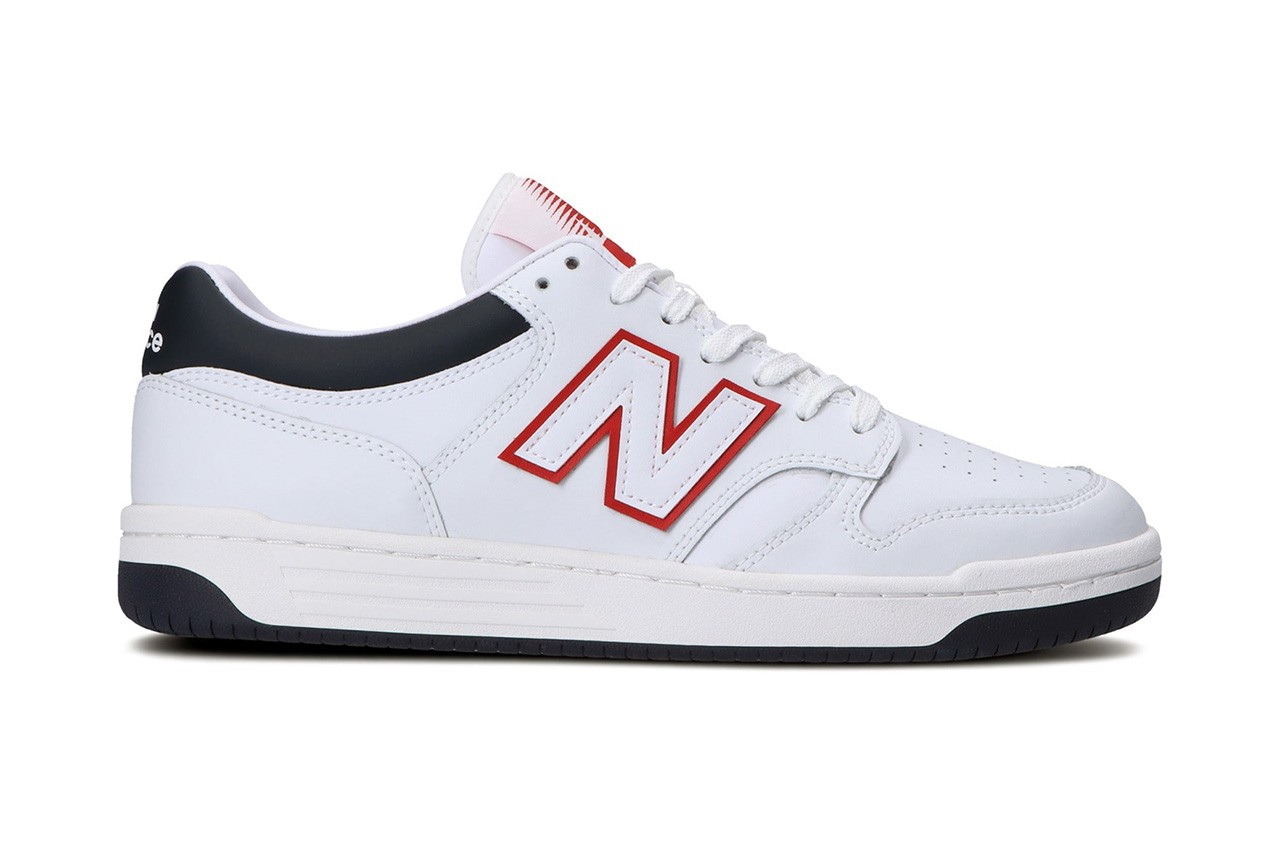 New Balance Brings Back Their '80s Basketball Model, The New ...