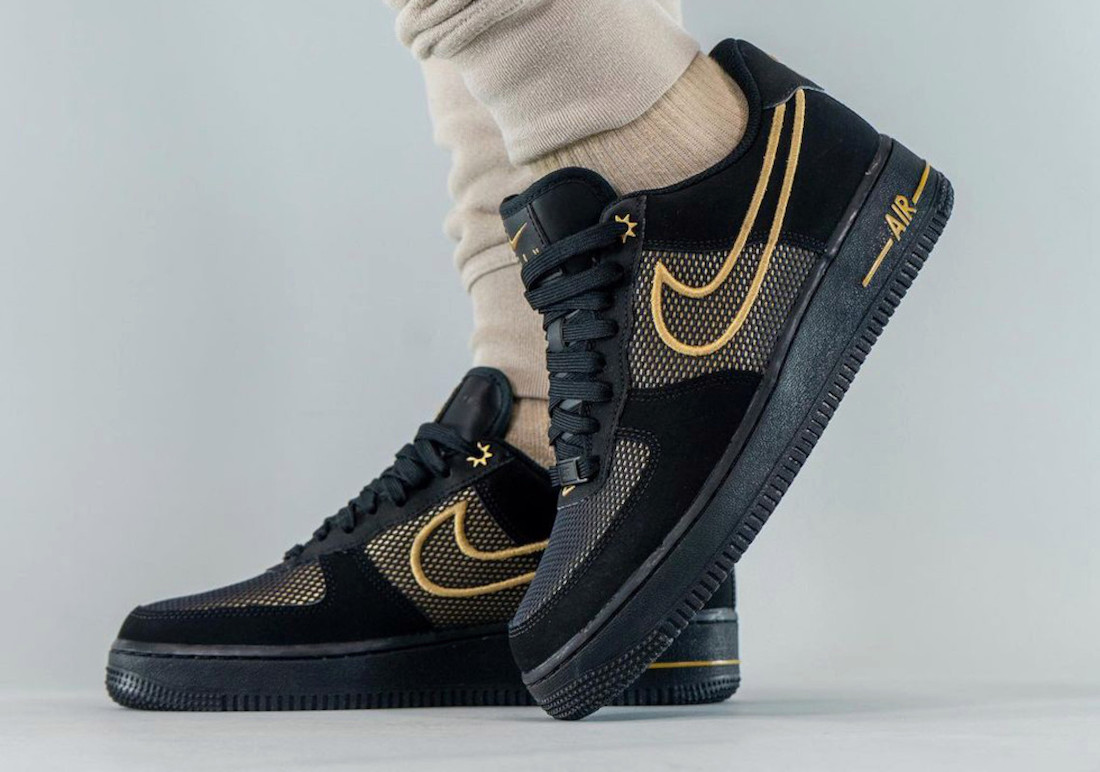 Check Out The Nike Air Force 1 Low Legendary • KicksOnFire.com