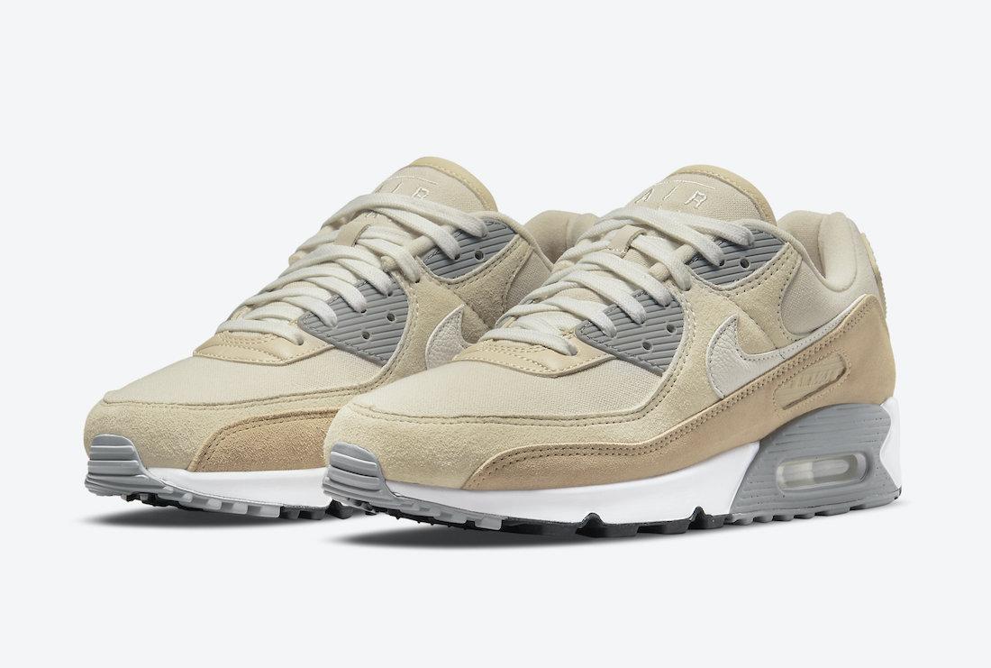 Earth Tones Cover This Premium Nike Air Max 90 • KicksOnFire.com