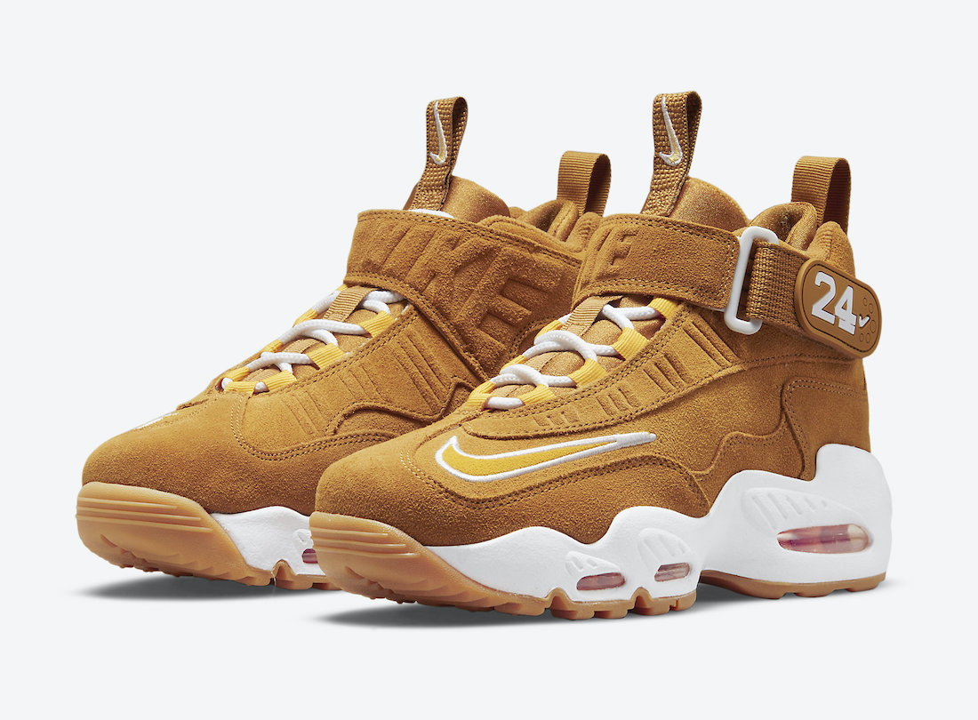 Get Ready For Fall With The Nike Air Griffey Max 1 Wheat