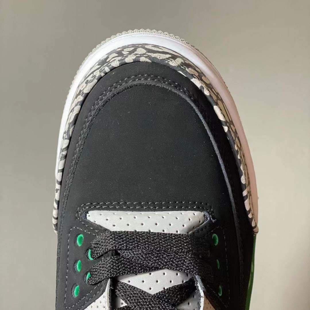 "A Closer Look At The Air Jordan 3 ""pine Green"""