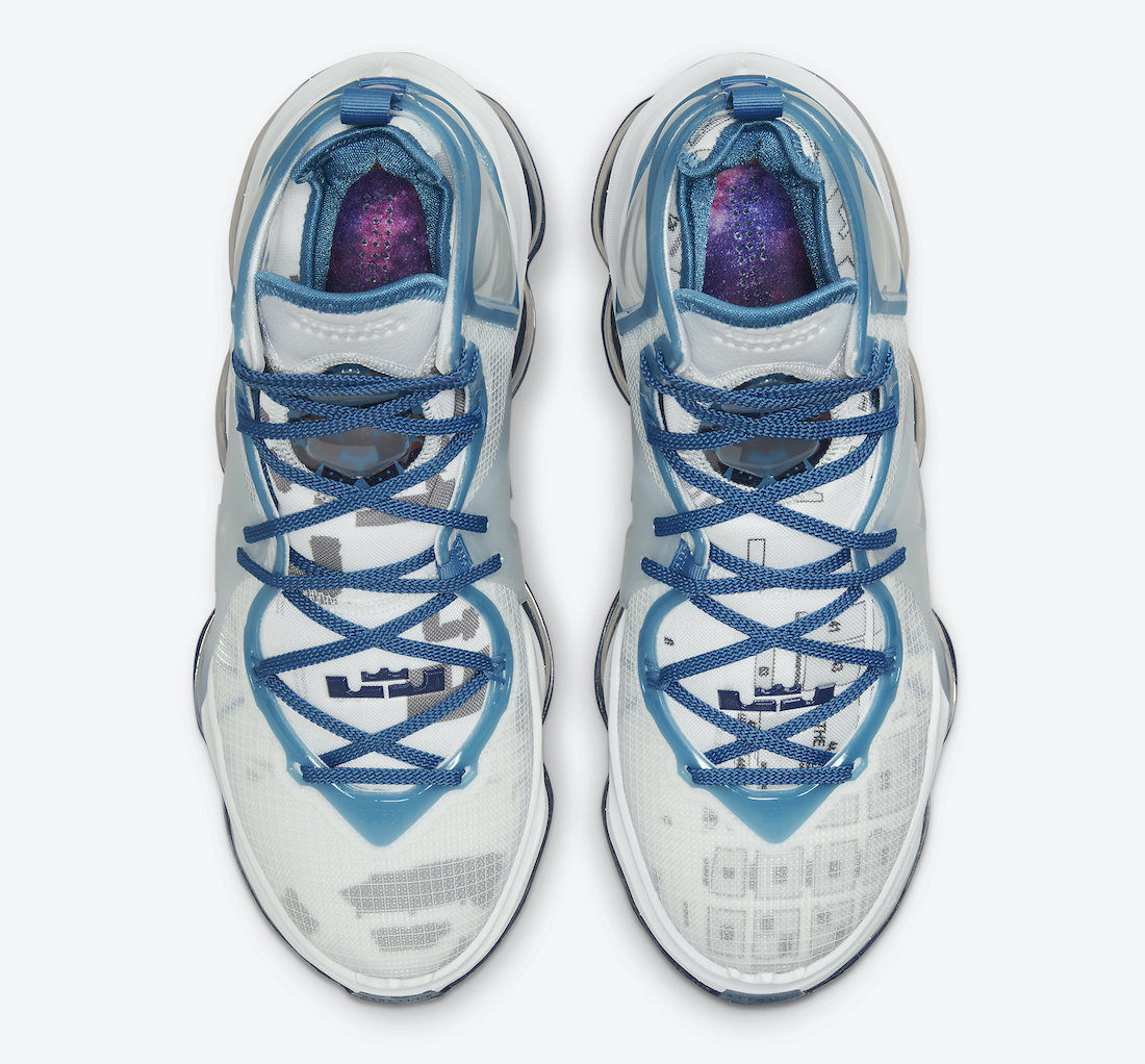 """Official Photos Of The Nike Lebron 19 """"space Jam"""""""
