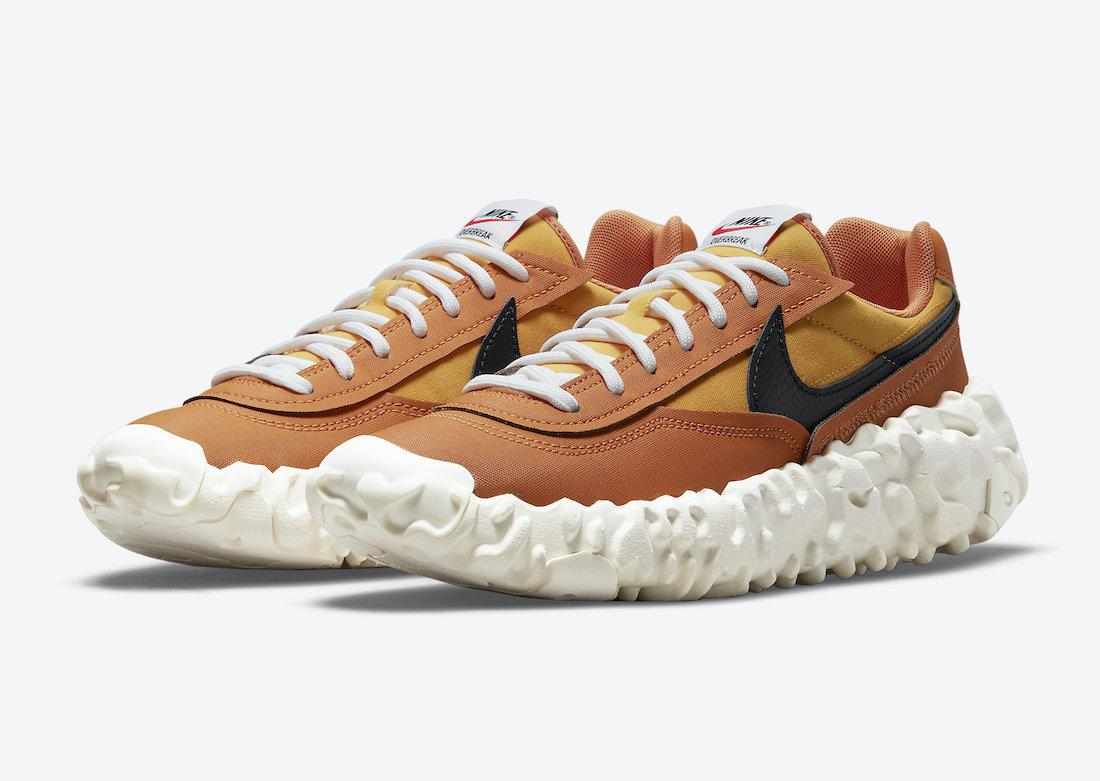 The Nike OverBreak SP Orange Is Dropping Soon