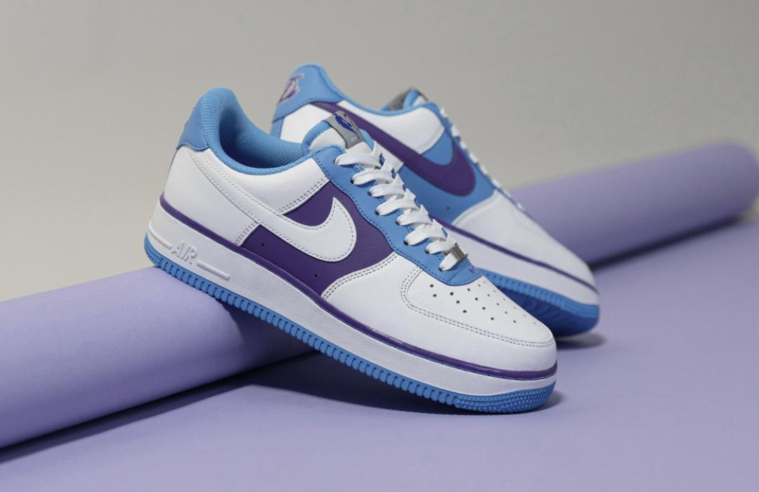 Nba X Nike Air Force 1 Low Lakers Dc8874-101