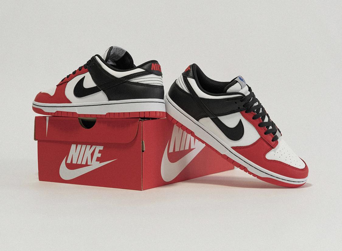 Nba X Nike Dunk Low Emb Chicago Dd3363-100